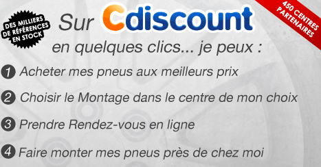 acheter et faire monter ses pneus chez cdiscount c est possible programme d 39 affiliation. Black Bedroom Furniture Sets. Home Design Ideas